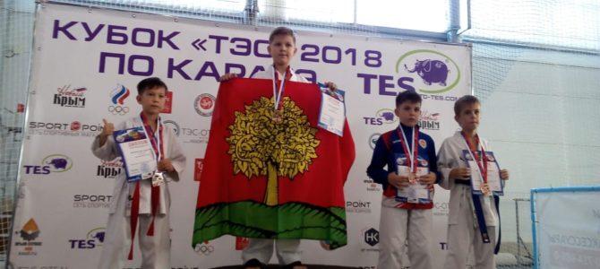 Сахалинец Артем Воротынов завоевал серебро всероссийских соревнований по каратэ в Крыму