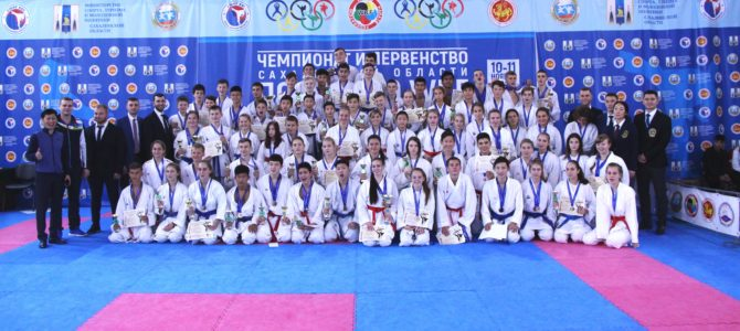 Отчет о результатах деятельности спортивной федерации каратэ Сахалинской области за 2018 год