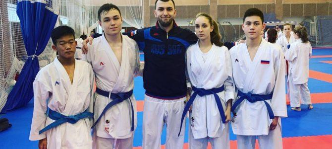 Сахалинец Константин Коковуров вошел в пятерку лучших на первенстве Европы 2019 по каратэ WKF в Дании