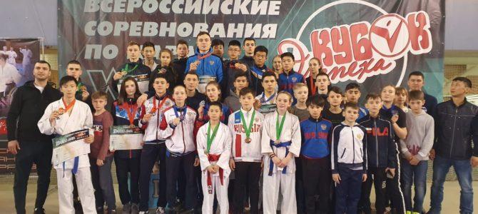 Сахалинская сборная по каратэ стала второй на всероссийских соревнованиях «Кубок Успеха»