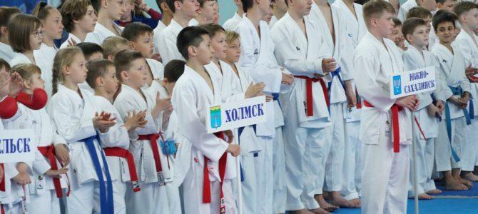 Второй этап IX летней Спартакиады учащихся России 2019 года состоялся