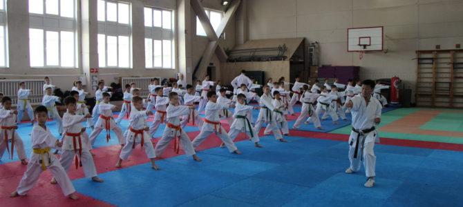 СШОР ВВЕ объявляется набор детей для занятий олимпийским каратэ