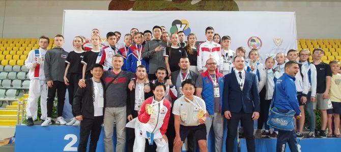 Сахалинские каратисты завоевали золото и бронзу престижных международных соревнований