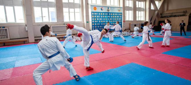 Сахалинские каратисты примут участие во всероссийских соревнованиях «Кубок маршала А.И.Покрышкина» в Новосибирске