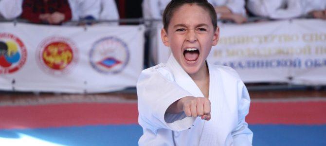 СШОР ВВЕ объявляет набор детей для занятий олимпийским каратэ