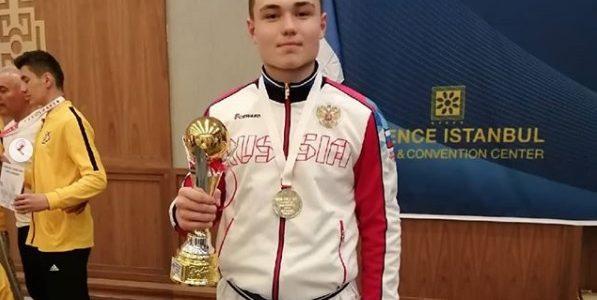 Константин Коковуров завоевал серебро международных соревнований «TURKISH OPEN» в Стамбуле
