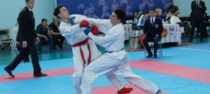 Островные каратисты примут участие во всероссийских соревнованиях «Европа-Азия» в Оренбурге