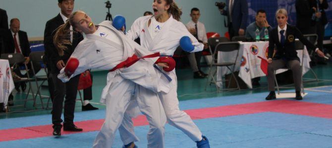 Воспитанники региональной спортивной федерации каратэ примут участие в тренировочных сборах к первенству Европы по каратэ WKF 2020