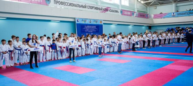 Островные каратисты разыграют путевки на чемпионат и первенство Дальнего Востока по каратэ WKF 2020