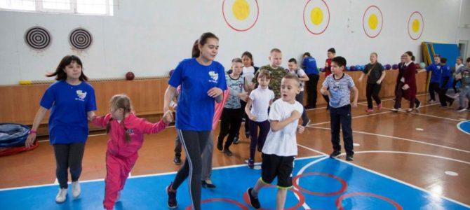 Воспитанники СШОР ВВЕ приняли участие в спортивном празднике «Тропа Здоровья»