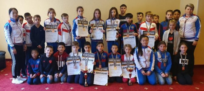 Сахалинские каратисты завоевали 7 медалей всероссийских соревнований «Кубок Дружбы»