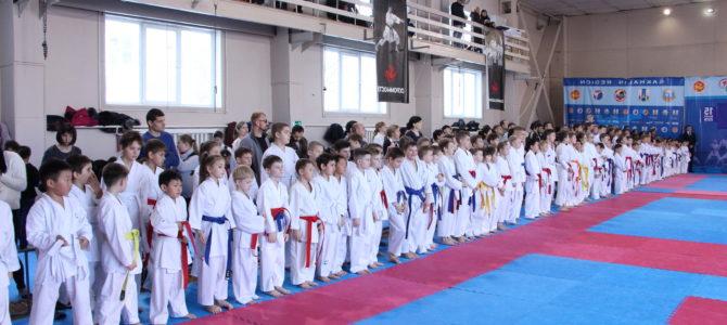 К 75-летию ВЕЛИКОЙ ПОБЕДЫ! В Южно-Сахалинске пройдут региональные соревнования по олимпийскому каратэ, посвященные Дню защитника Отечества