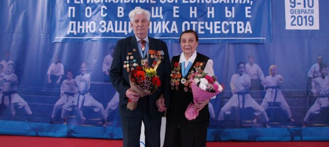 С юбилеем, Антонина Васильевна!