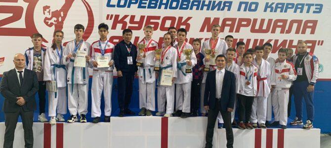 Островные каратисты завоевали 25 медалей всероссийских соревнований в Новосибирске