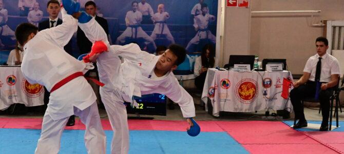 Сахалинские каратисты отправятся на чемпионат России