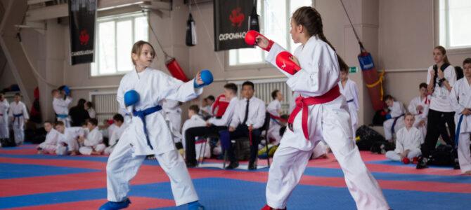 Региональные соревнования по олимпийскому каратэ, посвященные Дню защитника Отечества состоялись