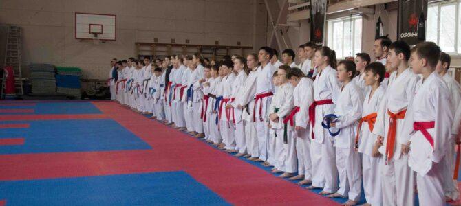 Главный тренер сборной России по каратэ провел семинар для сахалинских спортсменов