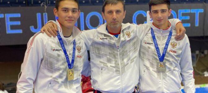 Сахалинец Евгений Сон завоевал золото первенства Европы по каратэ