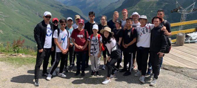 Сахалинские каратисты отправились в высокогорье